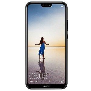 """Huawei Smartphone  P20 Lite 32GB / 4GB Ram / Dual Tela 5.8"""" - Preto"""