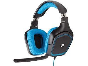 Headset Logitech G430