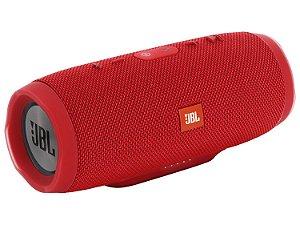 Caixa De Som JBL Charge 3 - Vermelha