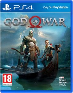 Jogo God Of War 4 - PS4