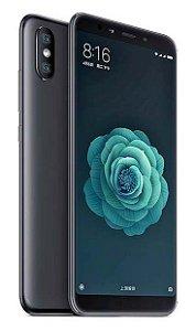 """Smartphone Xiaomi Mi A2 32GB/ 4GB RAM/ TRASEIRA 12+20MP - FRONTAL 20MP/ 5.9""""/ Preto"""