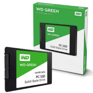 SSD Western Digital - 120GB