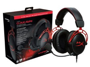 HyperX Cloud Alpha Headset