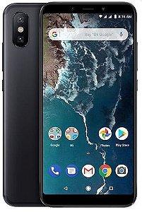 """Smartphone Xiaomi Mi A2 32GB / 4GB RAM/ Câmera 20MP / 5.9""""/ Preto"""