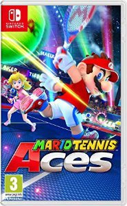Jogo Mario Tennis Aces - Nintendo Switch