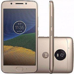 Moto G5 Dourado / 16GB / 3GB Ram / 13MPX / Digital / XT1677