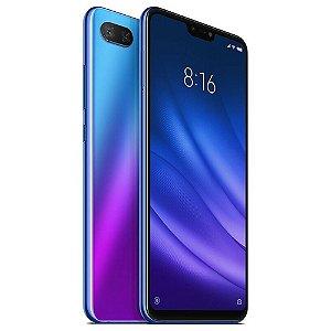 """Xiaomi MI 8 Lite / Dual Câm (12+5Mp) / 6.26"""" / Octa-Core / 4GB Ram / 64GB - Azul"""