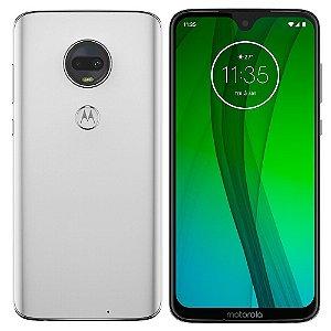 "Smartphone Motorola Moto G7 64GB Dual Chip Android Pie - 9.0 Tela 6.24"" 1.8 GHz Octa-Core 4G Câmera 12 + 5MP (Dual Trase"