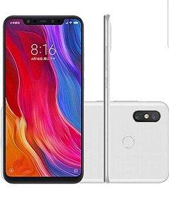 Celular Xiaomi Mi 8 Dual Chip 64GB Branco