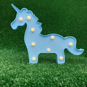 LUMINARIA LED UNICORNIO CORPO