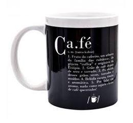 CANECA DICIONÁRIO CAFÉ