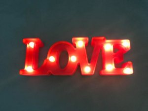 LUMINÁRIA LOVE P