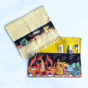KIT HIGIENE POKEMON