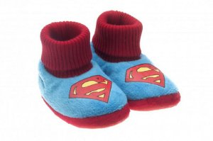 PANTUFA BEBE SUPERMAN