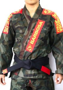 Barbosa Jiu Jitsu Gi Light Camuflado