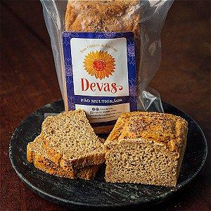 Pão de forma – Multigrãos