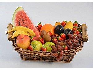 Assinatura de cesta de Frutas Grande