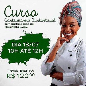 Curso Gastronomia Sustentável