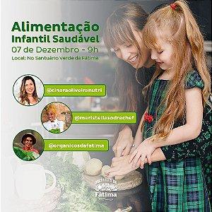 Curso de Alimentação Infantil Saudável