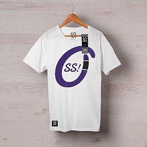 Camisa INSIST OSS Faixa Roxa