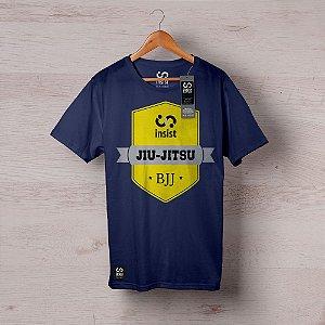 Camisa INSIST Escudo Amarelo