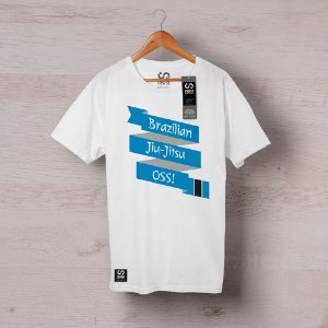 Camisa INSIST Faixa Azul Cruzada