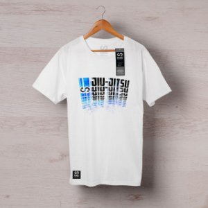 Camisa INSIST Jiu JItsu degradê