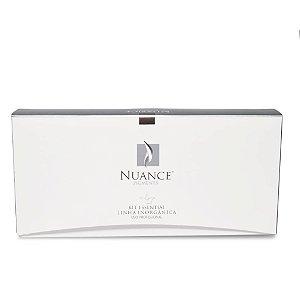 Kit Nuance Essential Sobrancelhas Inorgânico 5ml