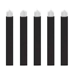 Lâmina Flex U Micro (Black Edition) 0,18mm - 18P (100 und)