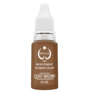 Pigmento Biotouch Light Brown 15ml (treino)