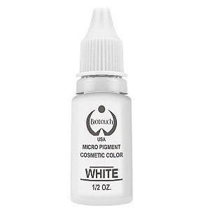 Pigmento Biotouch  White (branco) 15ml (treino)
