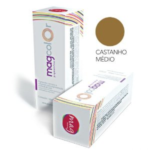 Pigmento Mag Color Castanho Médio 15ml