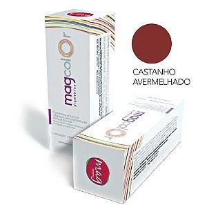 Pigmento Mag Color Castanho Avermelhado 15ml