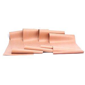 Faixa Smarch Para Treino Rolo 12cm Por 2mt Latex Natural