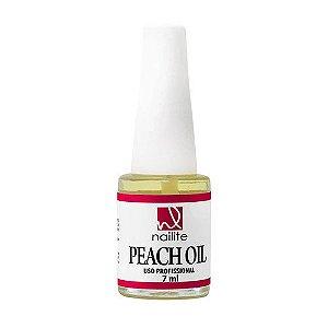 Óleo De Pêssego Para Cutículas - Peach Oil 7ml