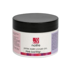 Gel Pink Extra Hard Uv/led 30gr Nailite