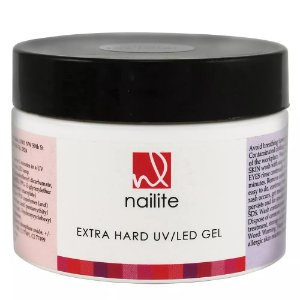 Gel Transparente Extra Hard Uv/led 15gr Nailite