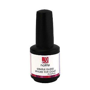 Gentle Gloss Nailite- Selante Uv Ou Led 15ml
