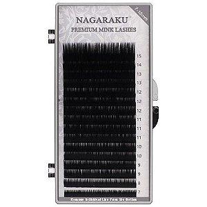 CÍlios Nagaraku Premium Mink Volume Russo Mix 7-15mm