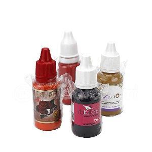Capa Anti Contaminação De Pigmento 20 Und