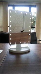 Espelho Led Touch COM PEQUENA FALHA NO LED (Nº1)