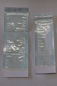 Envelope Auto Selante Esterilização Auto-clave KIT COM TAMANHOS DIFERENTES (Nº2)