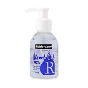 Álcool Gel 100ml (Rei do Tebori)