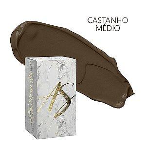 AS Pigments Castanho Médio (5ml)