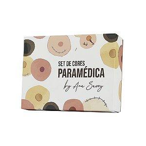 Set de Cores Paramédica (6 Pigmentos)