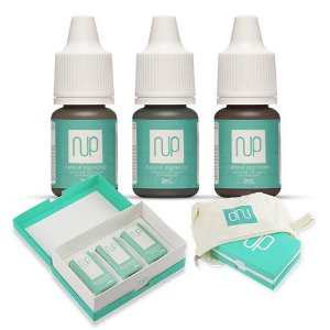 Kit Sobrancelhas Complete Brows Natural Pigmentos