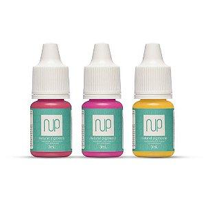 kit Lábios Professional Lips Natural Pigmentos