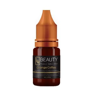 Pigmento Lov Beauty Orange Coffee - Micropigmentação
