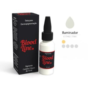 Pigmento Blood Line Iluminador 15ml