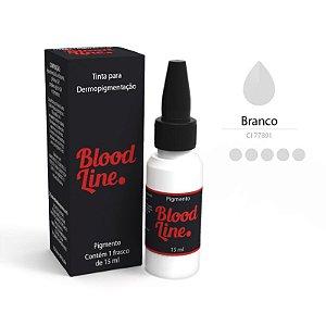 Pigmento Blood Line Branco 15ml